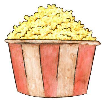 Popcorn by gwlankard