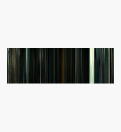 Moviebarcode: Harry Potter and the Deathly Hallows: Part 2 (2011) Photographic Print