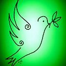 Shiloh Moore's 'Green Dove' by Art 4 ME
