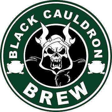 Black Cauldron Brew by bslatky