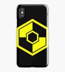 RebelTaxi Yellow 3 iPhone Case/Skin