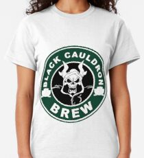 Black Cauldron Brew Classic T-Shirt
