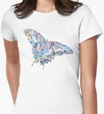 Colorfly Womens Fitted T-Shirt