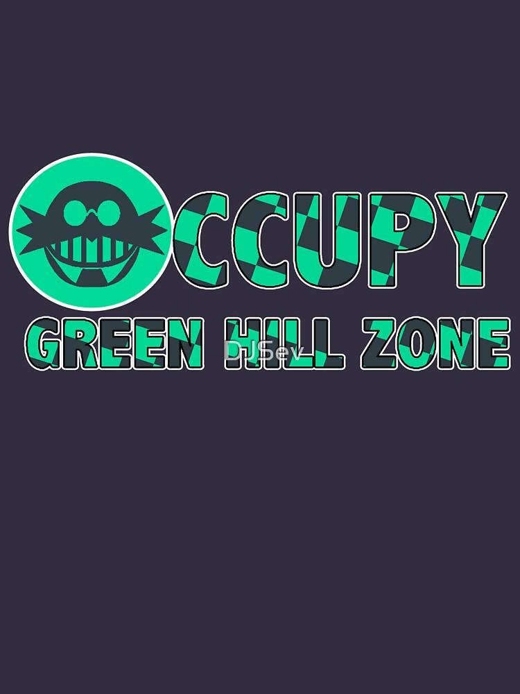 Occupy Green Hill Zone by DJSev