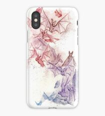 Flight of Bats iPhone Case