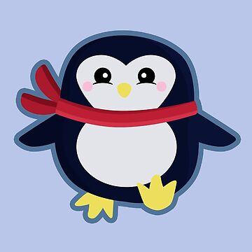 Kawaii Penguin by NirPerel
