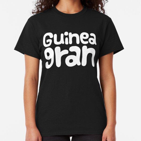 "Guinea Pig Mothers Day Slogan ""Guinea Gran"" Classic T-Shirt"