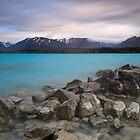 Lake Tekapo by Rodel Joselito B.  Manabat