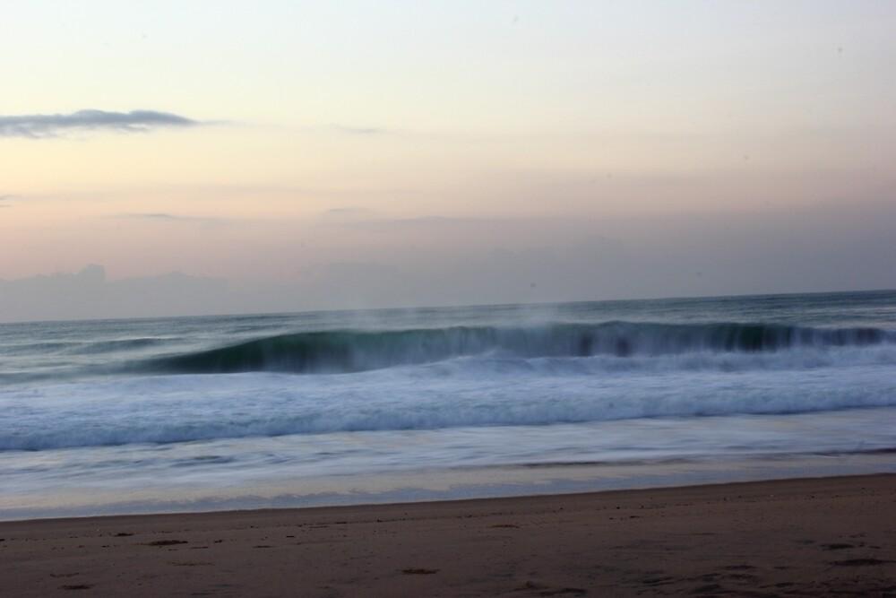 rolling ocean by carieke