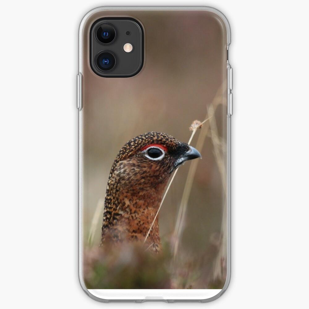 Head shot iPhone Case & Cover
