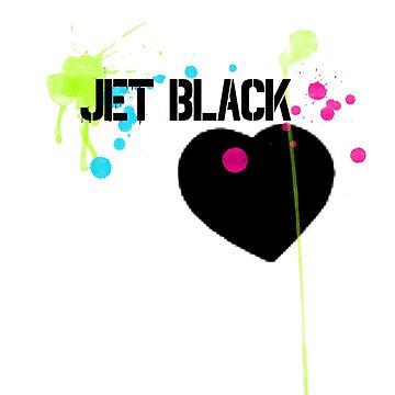 5SOS - Jet Black Heart by carolanneroyer