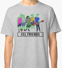 Eel Friends 3 Classic T-Shirt
