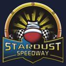 Legendary Raceway by monochromefrog