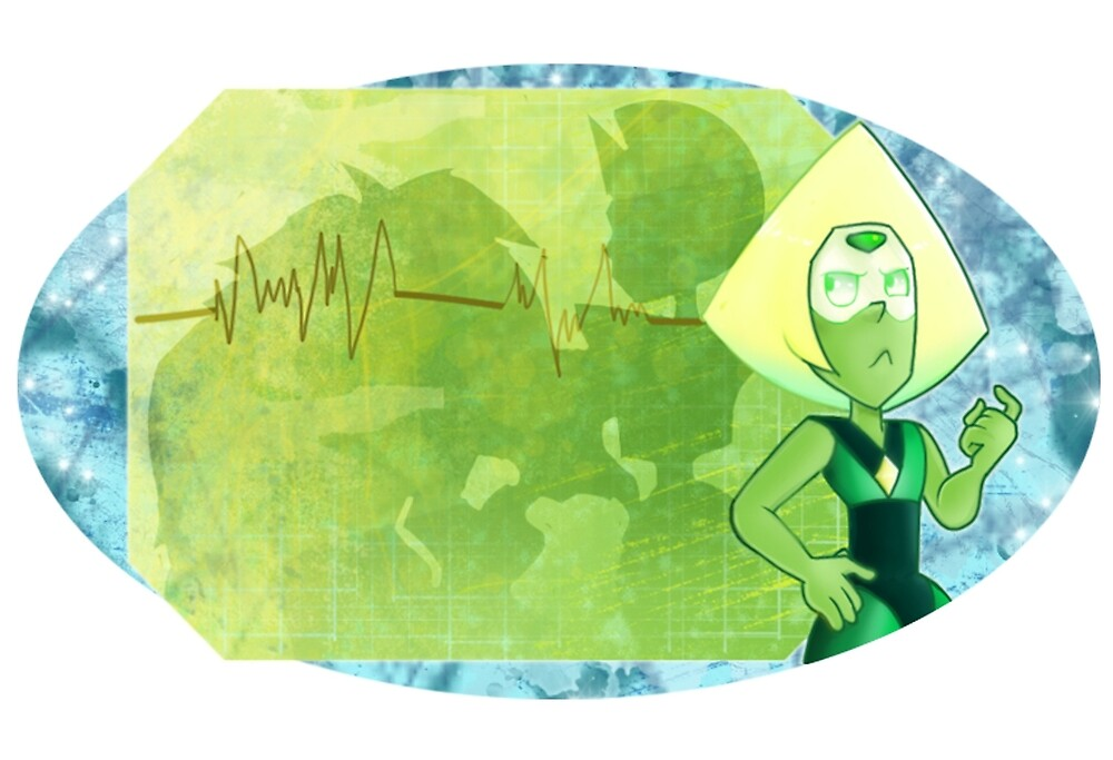 Peridot Design by AnimatiaTrain