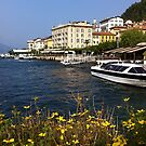 Bellagio, Italy by BonnieH