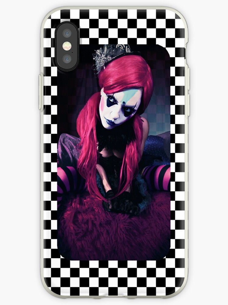 Cirque iPhone Case by Neil Johnson
