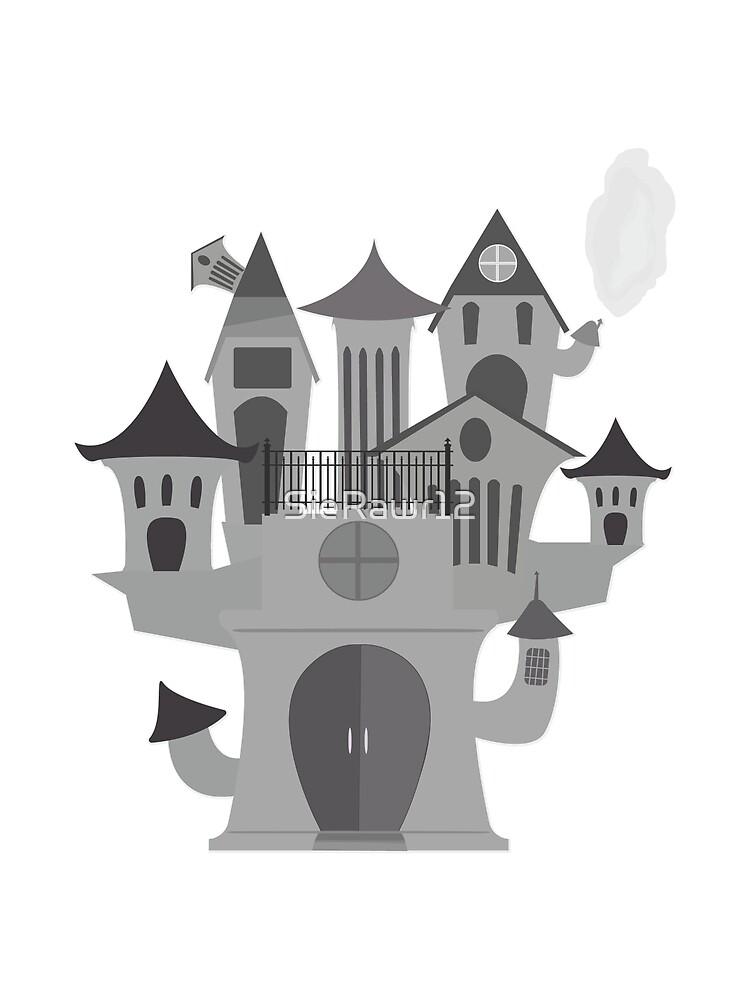 Haunted House by SieRawr12 by SieRawr12