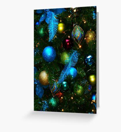 Christmas Tree II Greeting Card