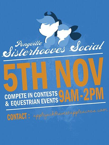 Sisterhooves Social by Rachael Thomas
