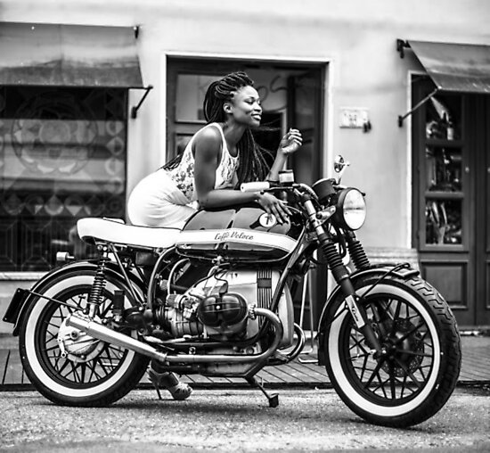 motorcycle by fragolinadolcec