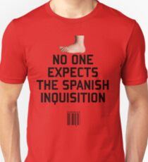 No One Expects the Spanish Inquisition T-Shirt