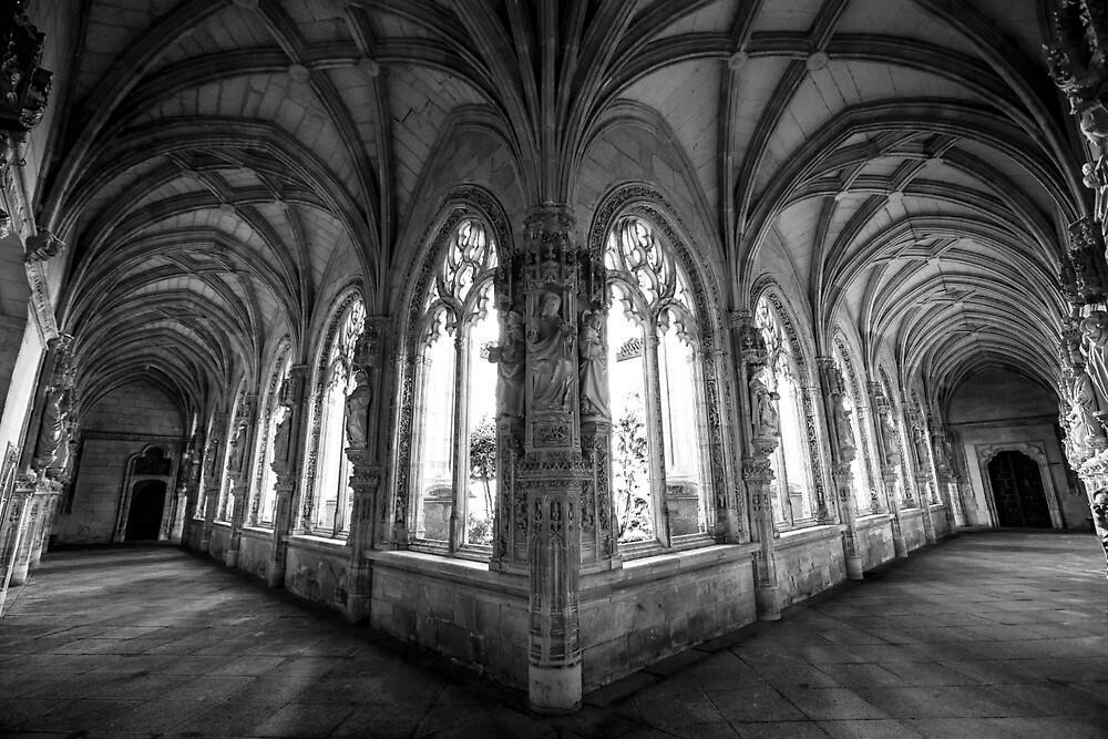 Toledo Arches by Mitchel Whitehead