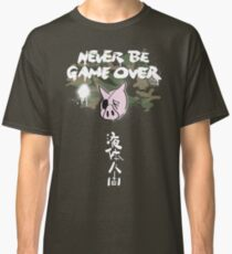 Never Be Game Over Classic T-Shirt