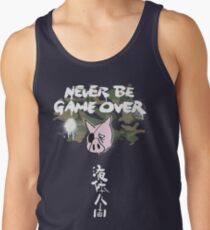 Never Be Game Over Tank Top