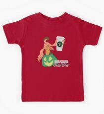 Pumpkaboo Spice Latte Kids Tee