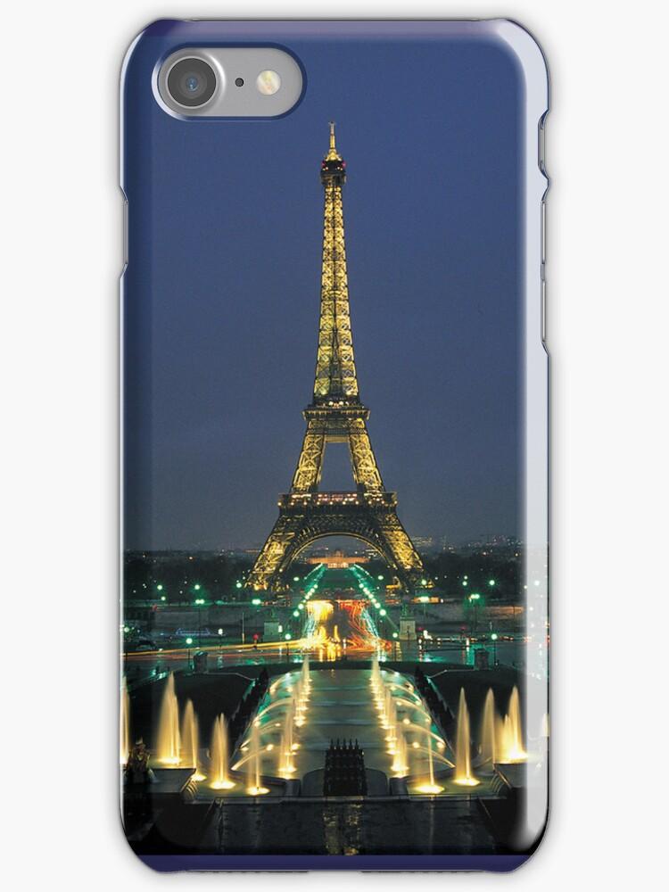 Eiffel Tower - Paris by SOIL