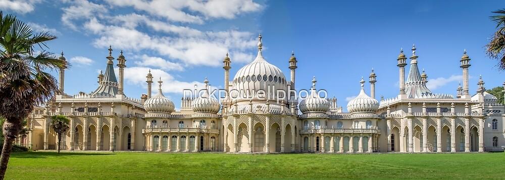 Brighton Royal Pavilion by nickpowellphoto