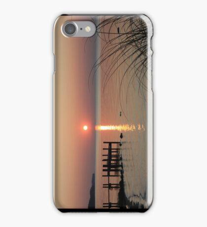 Sunrise Oriental, NC iPhone Case/Skin