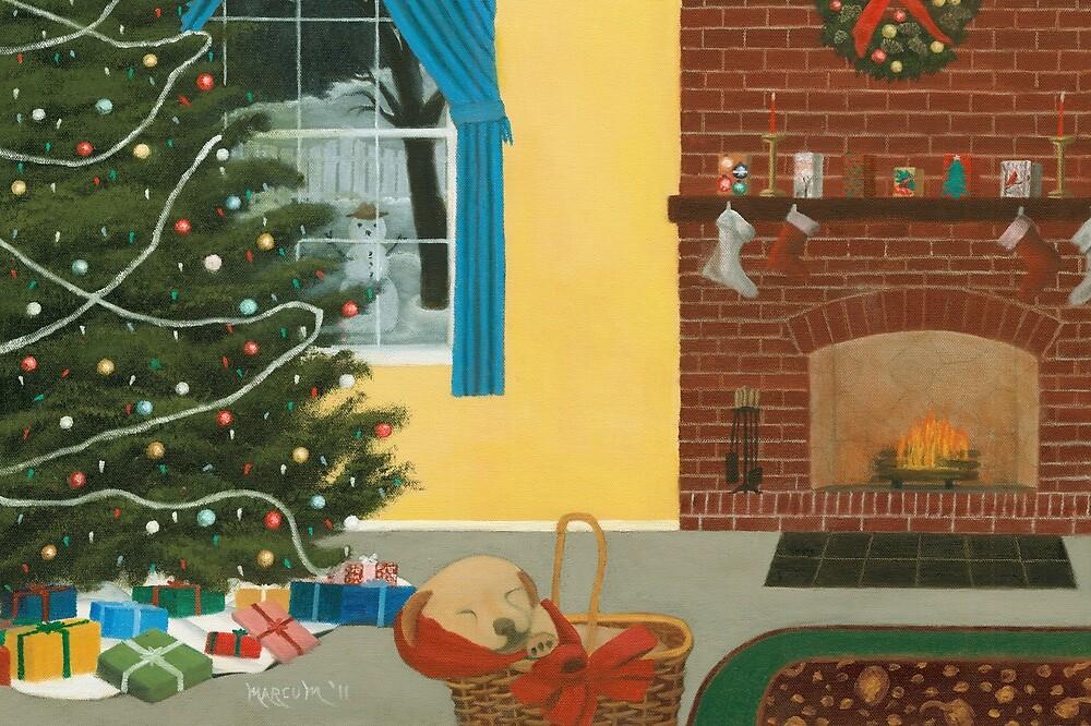 Christmas Remembered by John Marcum