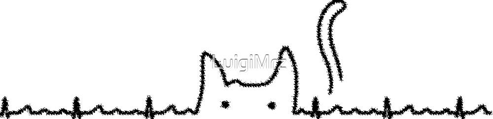 Cat by LuigiMrz
