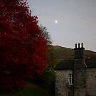 Cumbrian Moon by Paul Gibbons