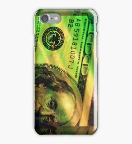 100 Dollars iPhone Case/Skin