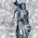 Blue Madonna by leapdaybride