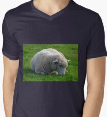 Don't Be  Blue Little  Ewe....  Dorset UK Men's V-Neck T-Shirt
