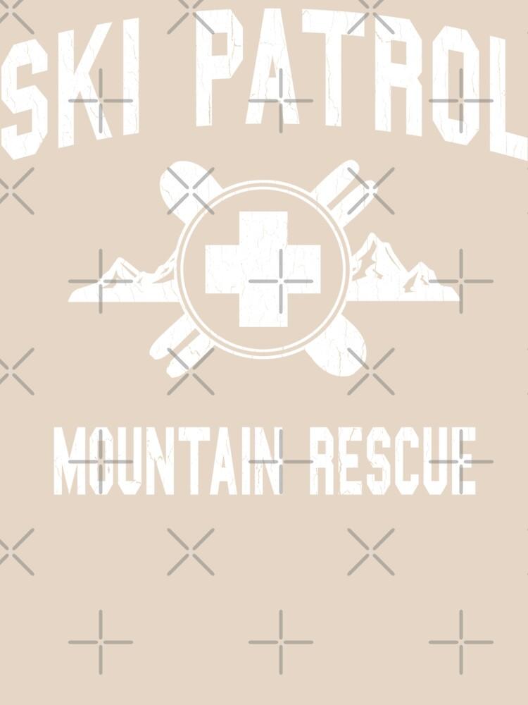 Ski Patrol & Bergrettung (Vintage-Look) von robotface