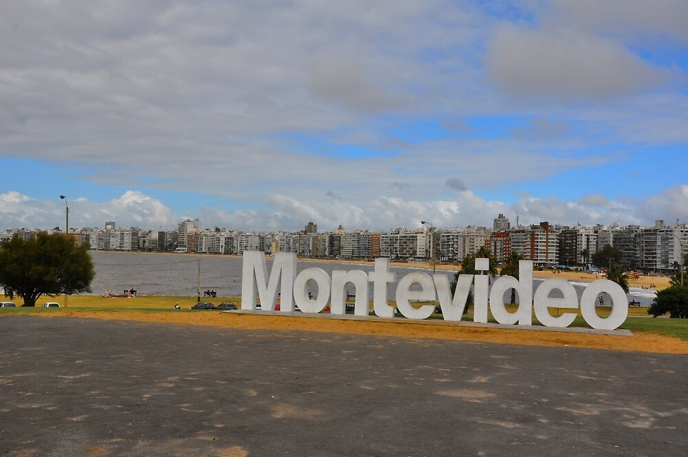 Montevideo. Uruguay. by cieloverde