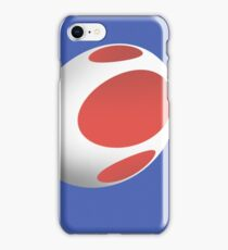 this might be retro... talking fungi 2.0 iPhone Case/Skin