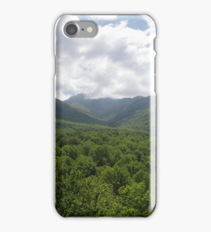 Mount LeConte iPhone Case/Skin