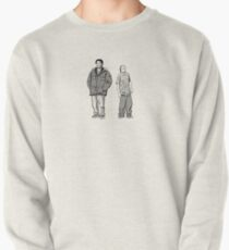 Chris Partlow and Snoop Pullover