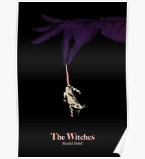 The Witches Book Poster Poster