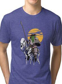 Don Cthulhu Tri-blend T-Shirt
