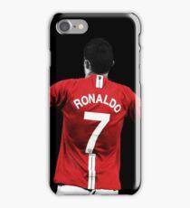 cristiano ronaldo iPhone Case/Skin