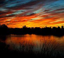 As the Sky Glows by Saija  Lehtonen
