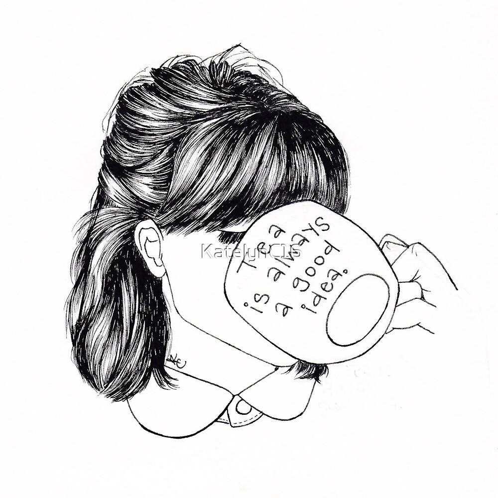 Tea Is Always A Good Idea. by KatelynC16