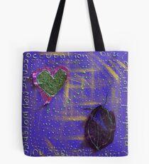 REDREAMING LEAF LOVE Tote Bag