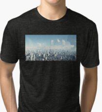 Future City - Veterans of Forgotten Wars Tri-blend T-Shirt